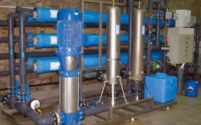 Дистиллированная вода 5 л