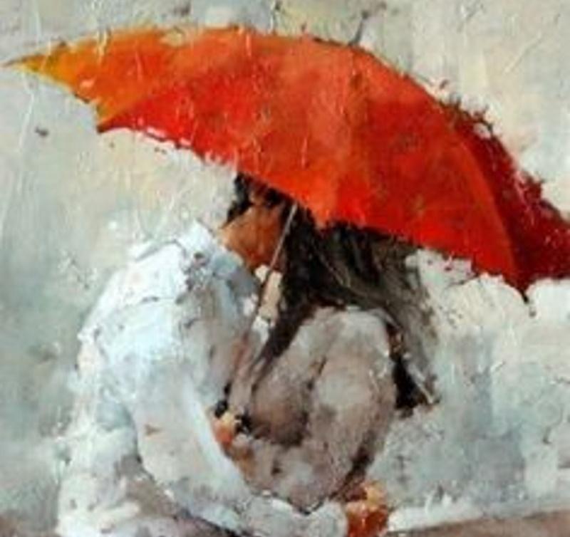 Дождливое свидание