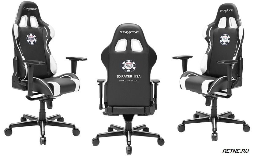 DXRacer - Special Edition  OH/F181/NW/POKER