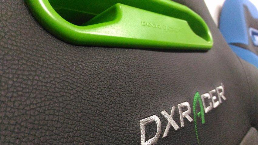 кресло DXRacer IRON-11-NE айрон дхрасер грин