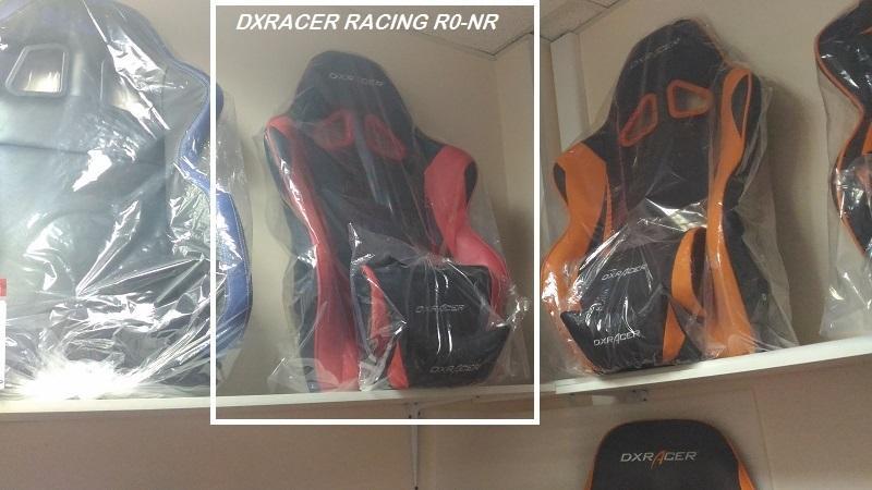 Геймерское кресло DXRACER линейка  RACING купить в СПБ