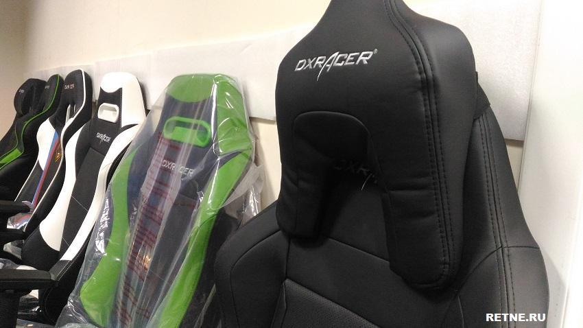 кресло DXRACER  серия WORK