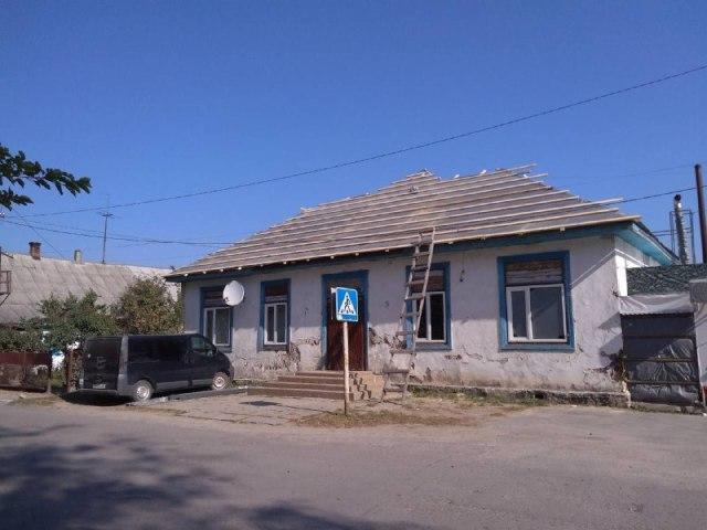 Будівля ДЮСШ до ремонту