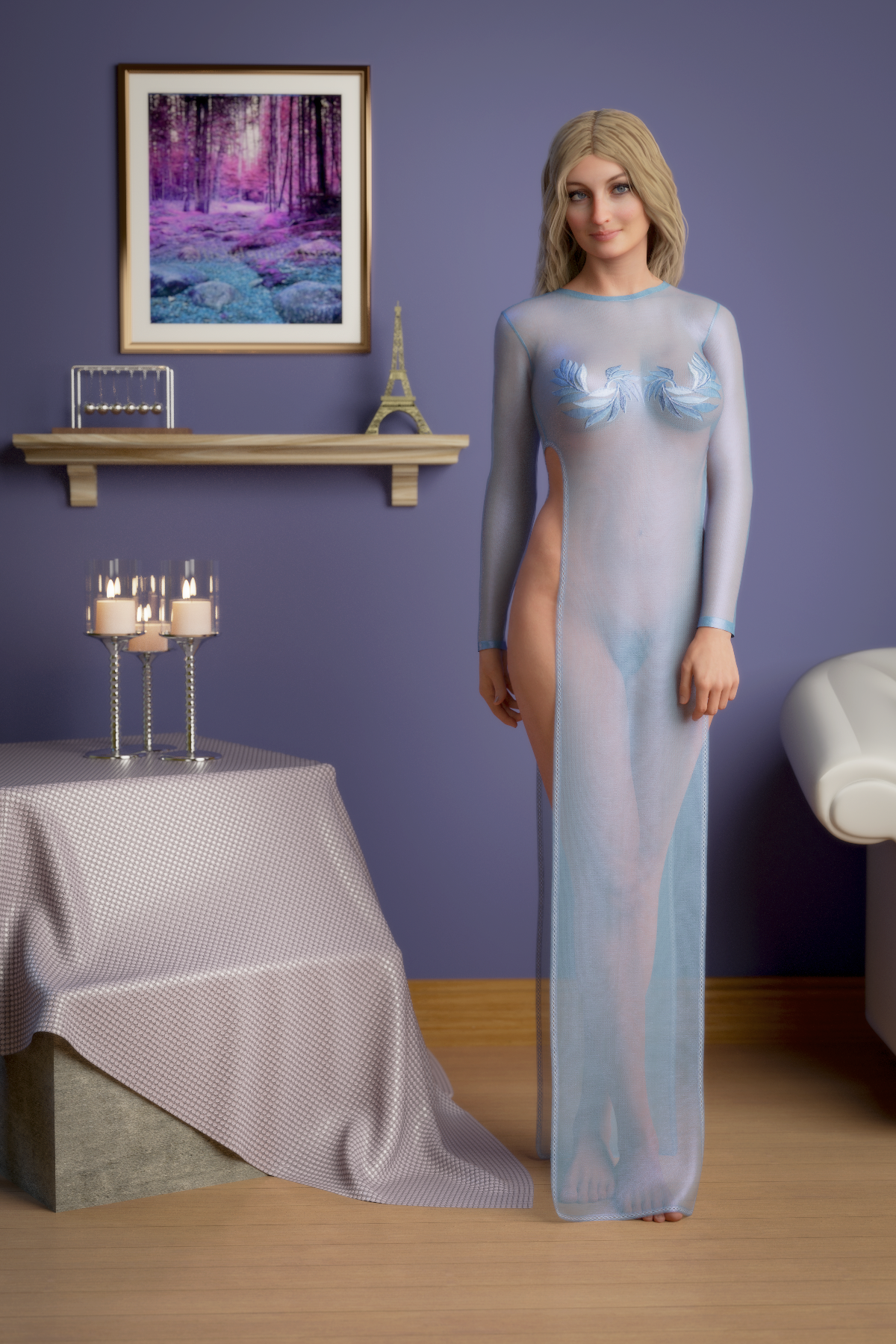 Eva (Allure + Nightwear)