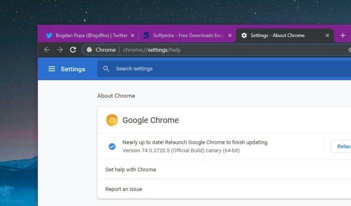 Google запускает обновленную версию браузера Crome