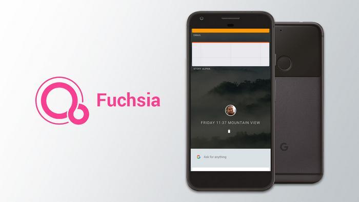Fuchsia OS - это просто площадка для будущих технологий