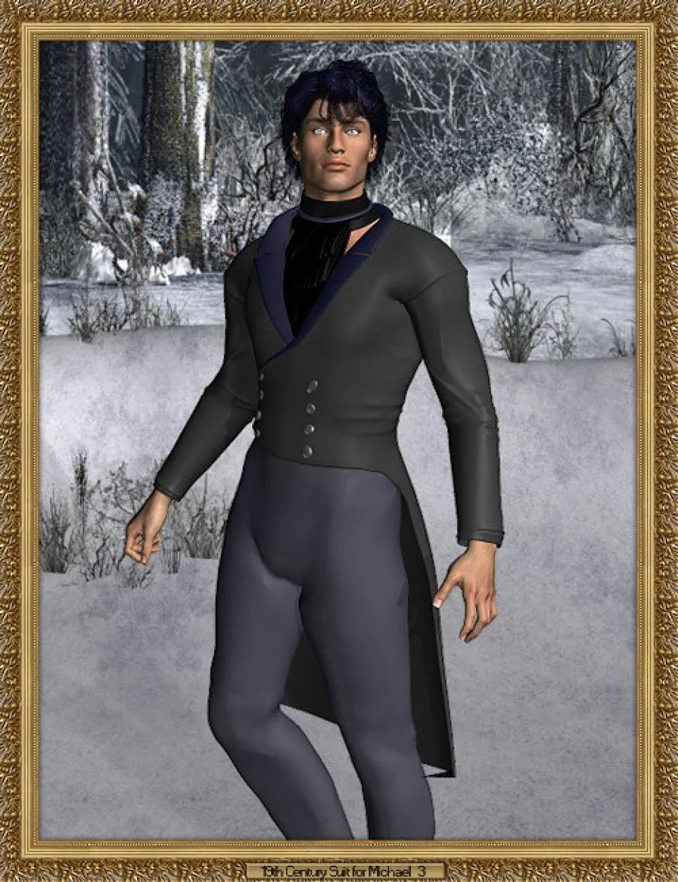 19th Century Suit Pack for Michael 3.0