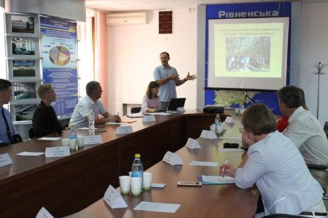 Громадські організації Рівненщини реалізують проекти для молоді
