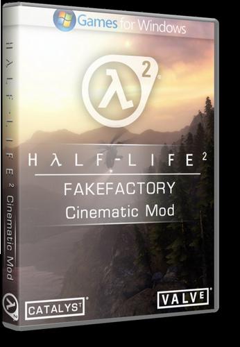 Скачать Half-Life 2 / FakeFactory Cinematic Mod (2013) [PC   Repack] через торрент