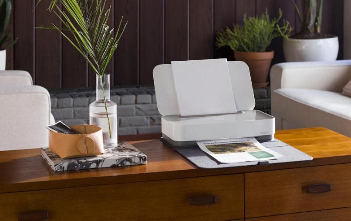 Принтер HP Tango управляется голосом