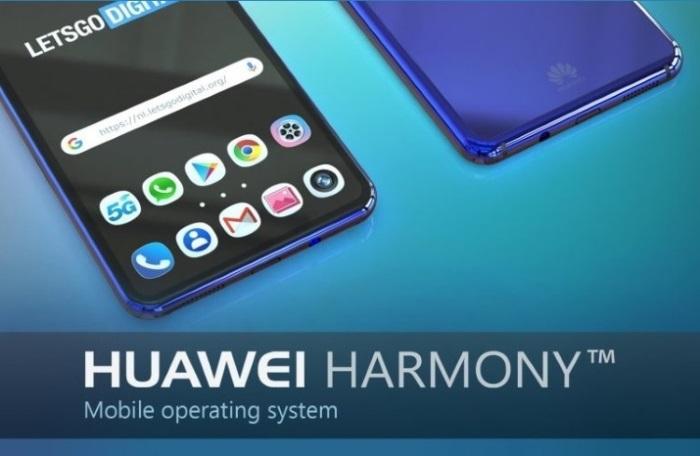 Huawei Harmony может стать китайским конкурентом для Android