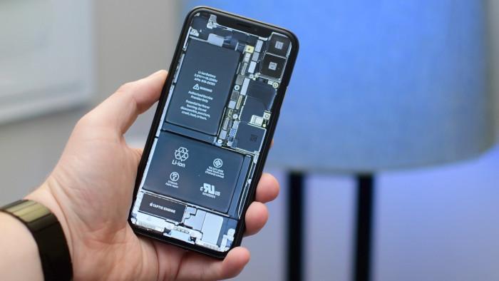 Заглядываем под капот iPhone Xs и iPhone Xs Max