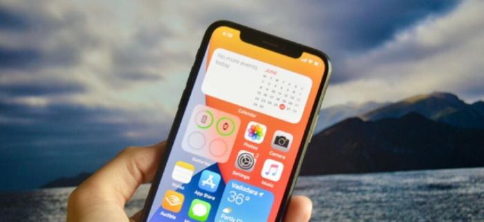 iPhone: добавление и удаление виджетов с главного экрана