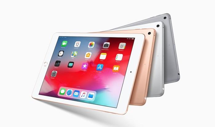 По слухам iPad с диагональю 10.2 стартует в сентябре