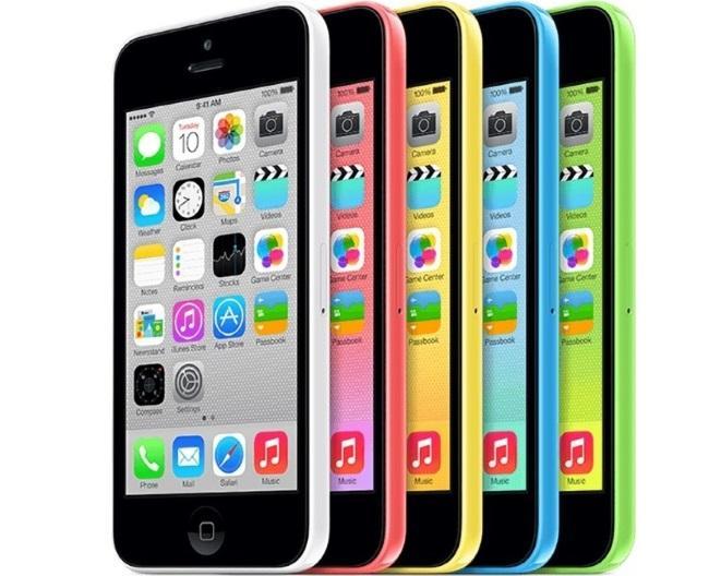 Более дешевый iPhone появится с разнообразием цвета