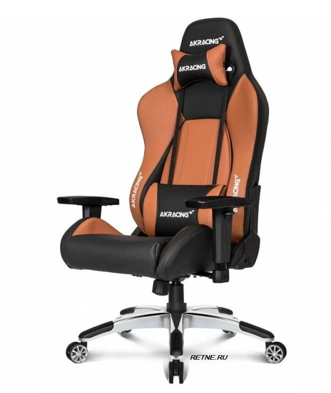 Кресло геймерское AKRacing PREMIUM (AK-7001-BB) black/brown