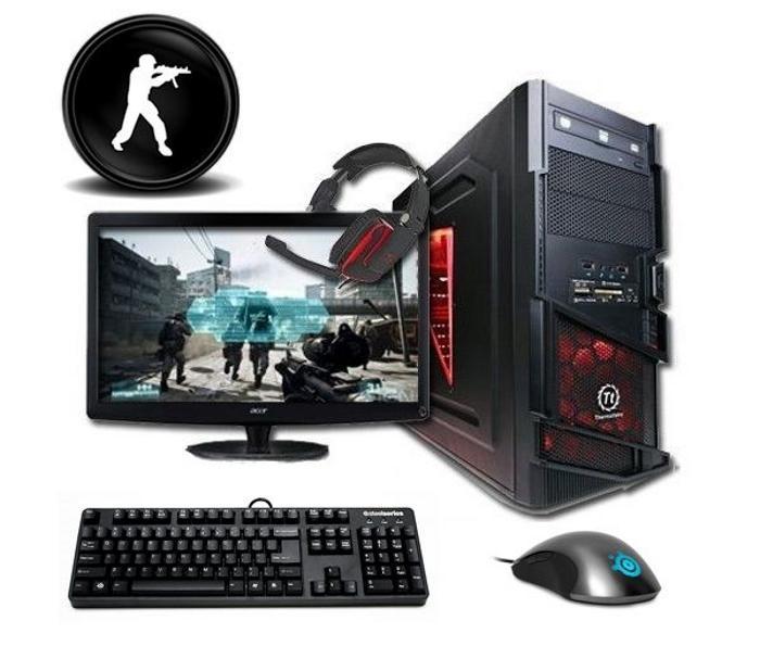 Собираем бюджетный компьютер для игры