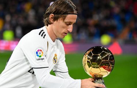"""Модрич: """"Роналду не выиграл бы так много, если бы не чувствовал мир и гармонию в """"Мадриде"""""""