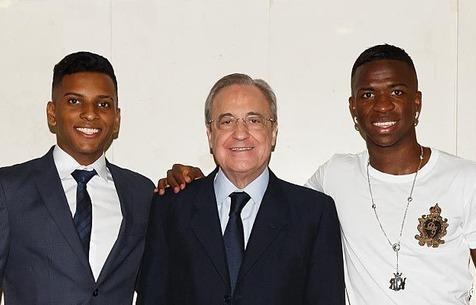 """Родриго: """"Реал Мадрид"""" - это другой мир"""""""