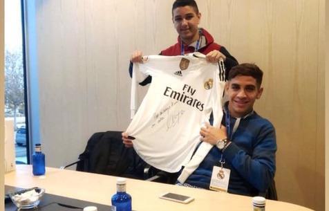 """Мохамед Миззиан переходит в """"Реал Мадрид"""""""