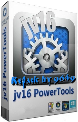 jv16 PowerTools 5.0.0.484 RePack & Portable by 9649