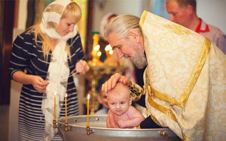 Подготовительный период или период оглашения перед принятием таинства Крещения.