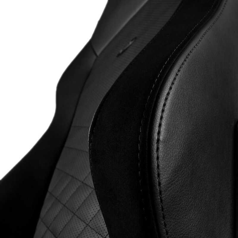 Кресло геймерское Noblechairs HERO (NBL-HRO-PU-BLA) PU Leather / black