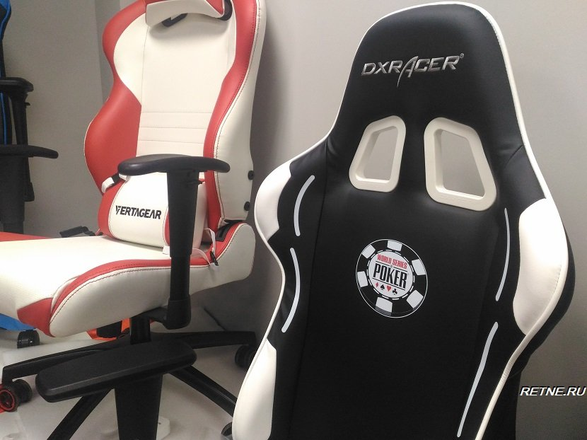 кресло DXRacer - Special Edition  OH/F181/NW/POKER