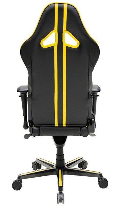 Кресло в жёлтом дизайне от  DXRacer
