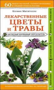 Скачать Лекарственные растения и травы. Определитель трав русских лесов и полей