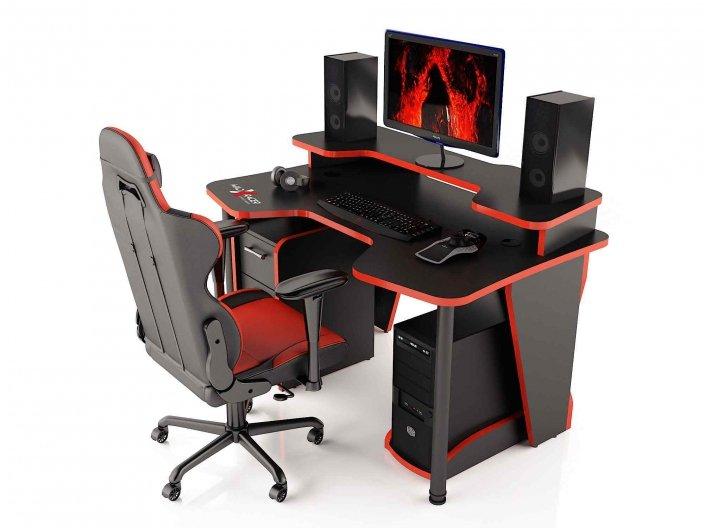 профессиональные геймерские компьютерные столы
