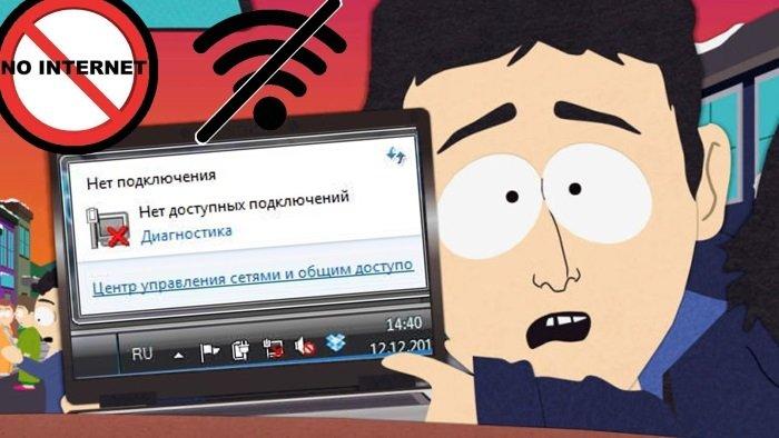 Заходим на сайт без доступа к интернету