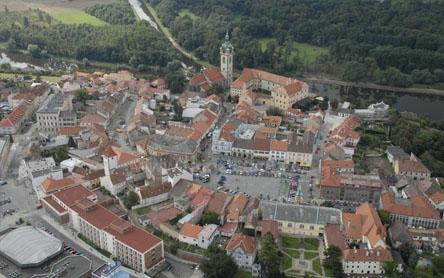 Мнелник — интересный городок недалеко от Праги