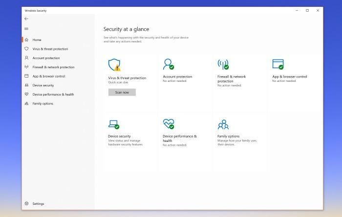 Microsoft переименовывает антивирус Windows 10 в Microsoft Defender