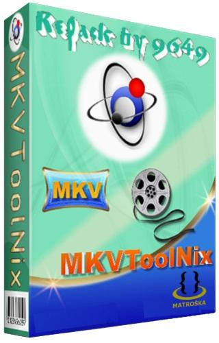 MKVToolNix 51.0.0 RePack & Portable by 9649