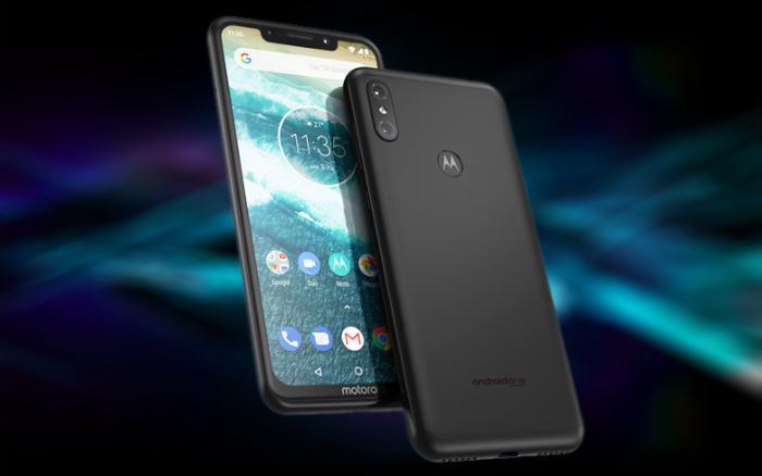 Motorola One с процессором Snapdragon и Android 8