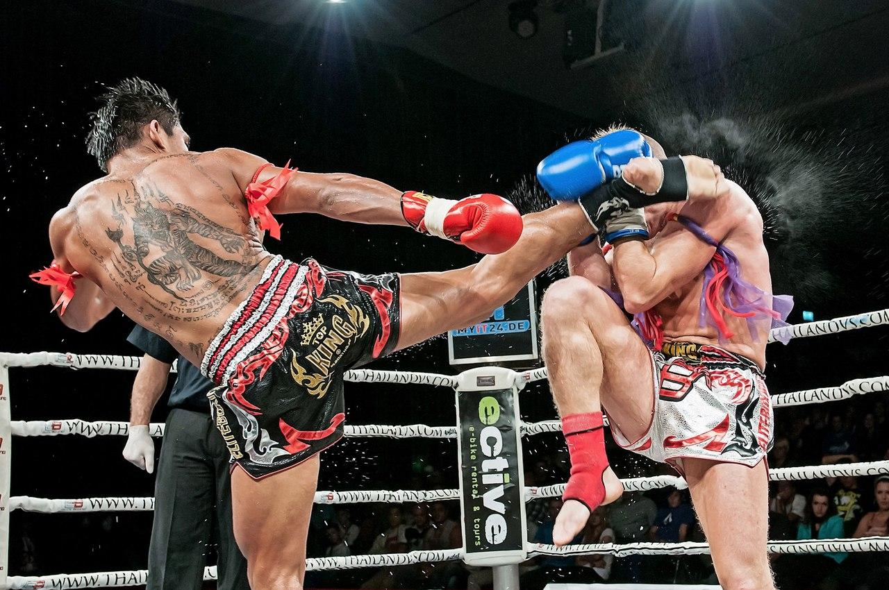 Муай-тай — древнее боевое искусство и современный эффективный фитнес