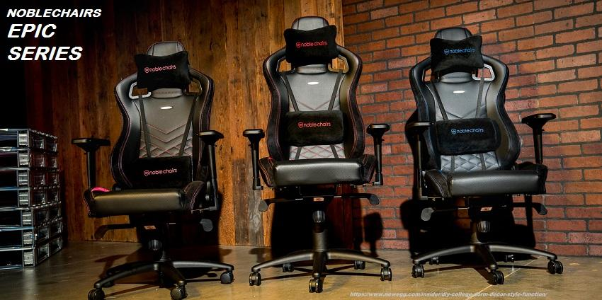 epic series noblechairs