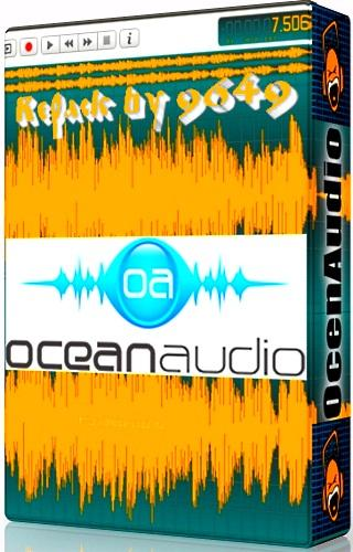 Ocenaudio 3.7.3 RePack & Portable by 9649