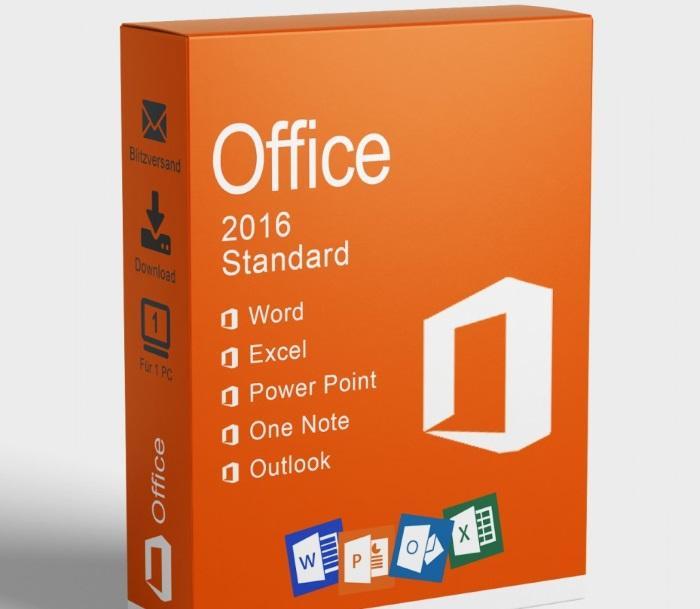 Как установить отдельные компоненты Microsoft Office 2016
