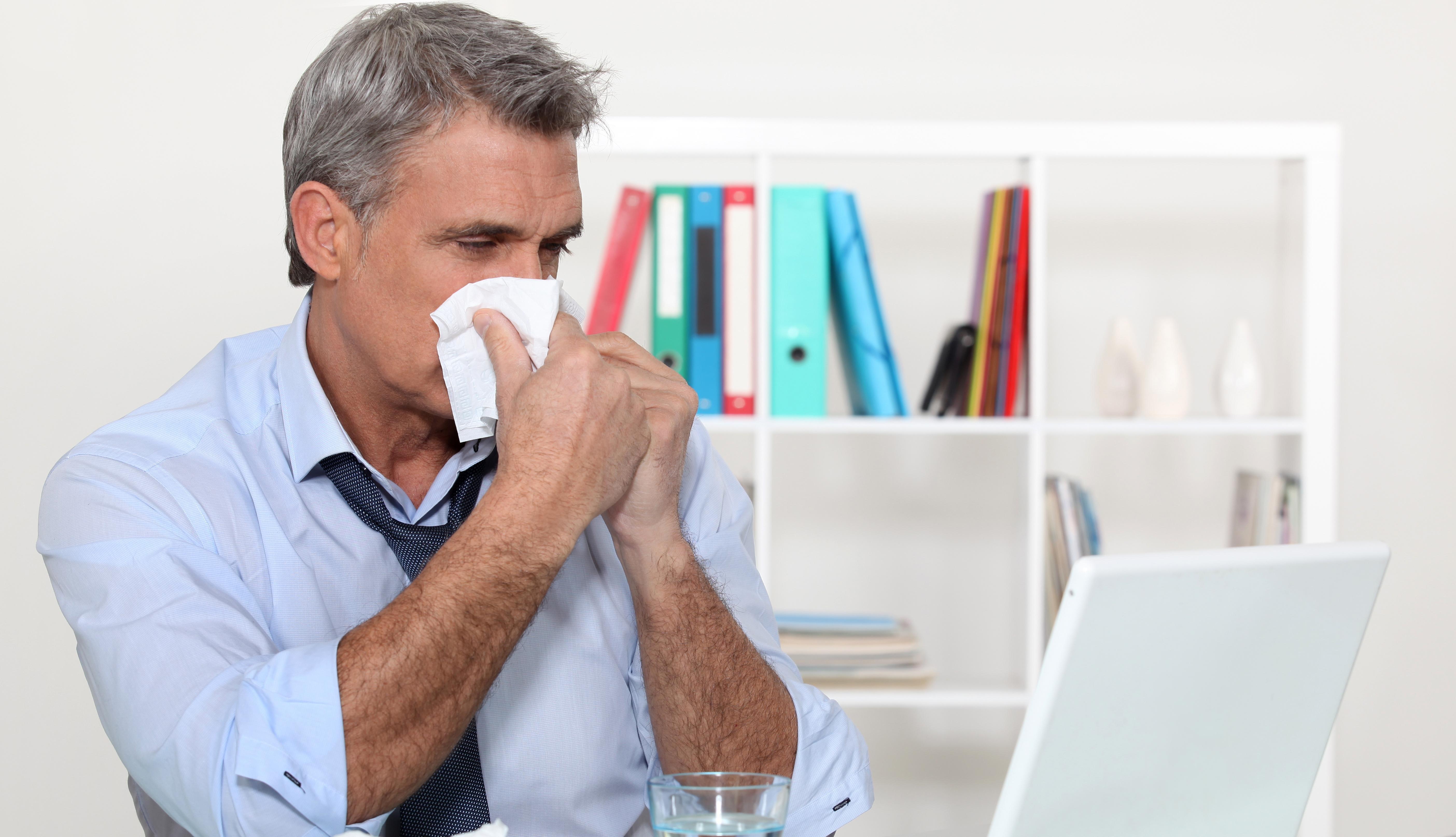 Офис грипп