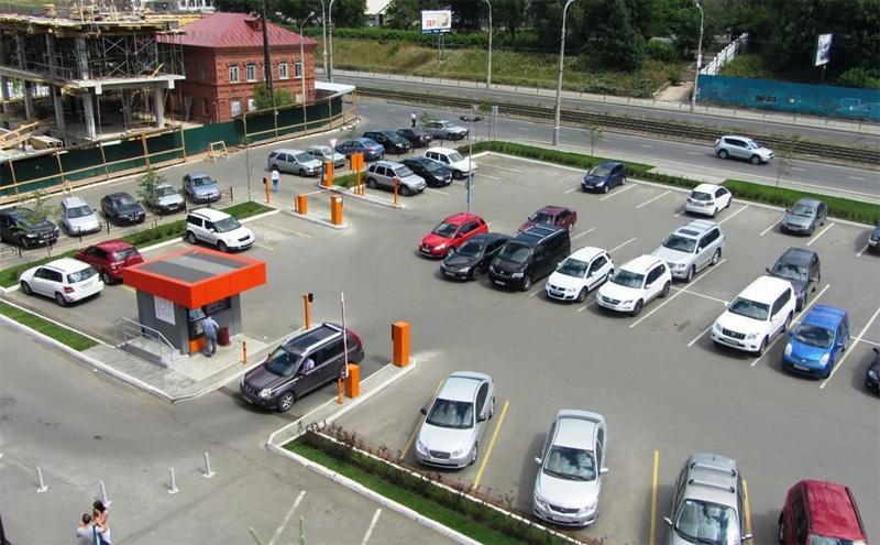 Организация охраны стоянок и паркингов