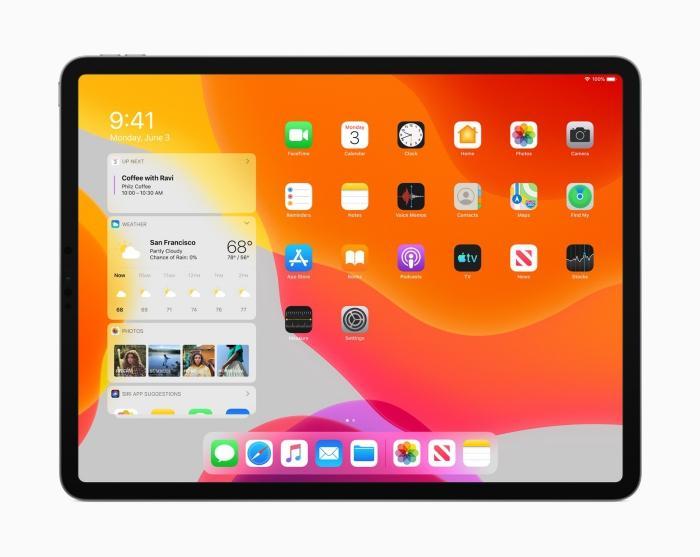 У iPad теперь есть собственная операционная система - iPadOS