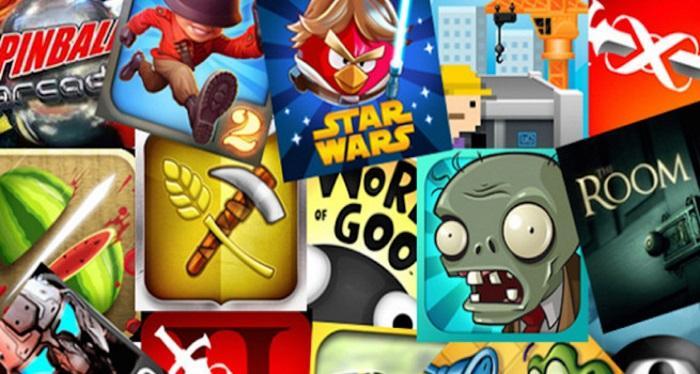 Мобильные игры движут игровой индустрией