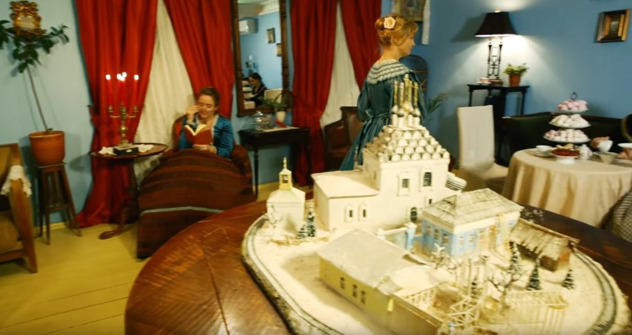 Коломенская пастила – официальный символ Года туризма Россия-Австрия