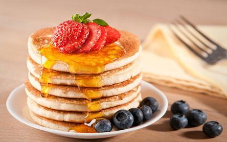 Pancake sutli.