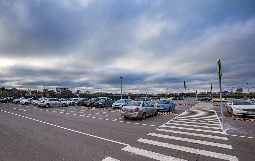 парковка машины на время отпуска