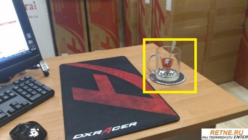 Подставка под кружку DXRacer CP/2300/2 в спб