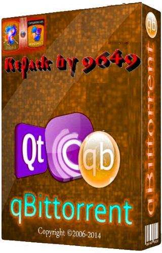 qBittorrent 4.1.4 RePack & Portable by 9649