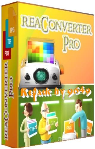 reaConverter Pro 7.488 RePack & Portable by 9649